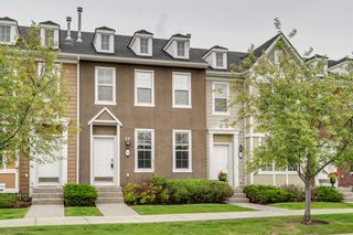 Photo 1: 320 Rainbow Falls Drive: Chestermere Row/Townhouse for sale : MLS®# A1114786