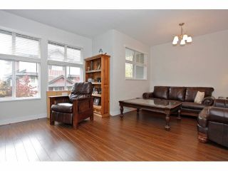 "Photo 5: 111 18199 70TH Avenue in Surrey: Cloverdale BC Townhouse for sale in ""AUGUSTA"" (Cloverdale)  : MLS®# F1425143"