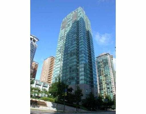 """Photo 1: Photos: 704 1288 W GEORGIA ST in Vancouver: West End VW Condo for sale in """"RESIDENCES ON GEORGIA"""" (Vancouver West)  : MLS®# V547314"""