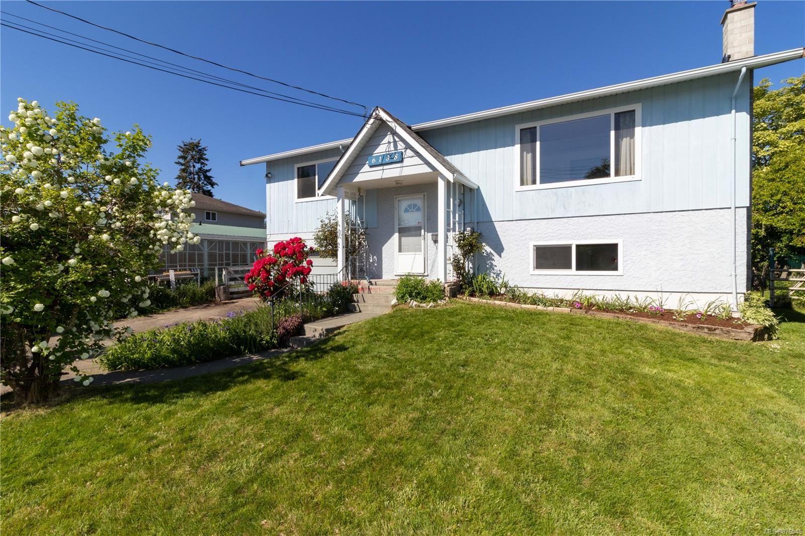 Main Photo: 6138 Marsh Rd in : Du West Duncan House for sale (Duncan)  : MLS®# 876549