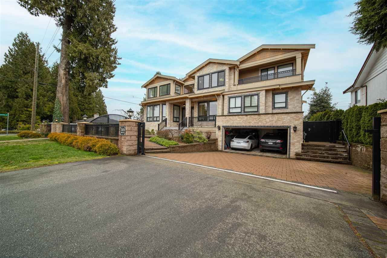 Main Photo: 7378 MORLEY Street in Burnaby: Upper Deer Lake House for sale (Burnaby South)  : MLS®# R2538374