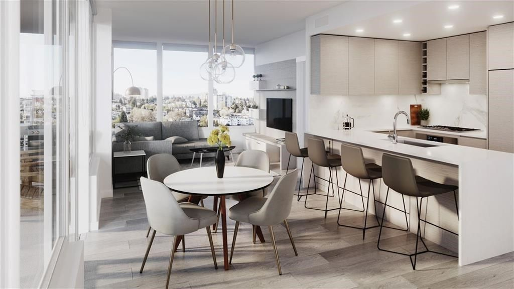 """Main Photo: 2204 813 CARNARVON Street in New Westminster: Downtown NW Condo for sale in """"Ovation Residences"""" : MLS®# R2574168"""