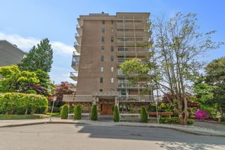 """Photo 1: 503 1390 DUCHESS Avenue in West Vancouver: Ambleside Condo for sale in """"WESTVIEW TERRACE"""" : MLS®# R2579675"""