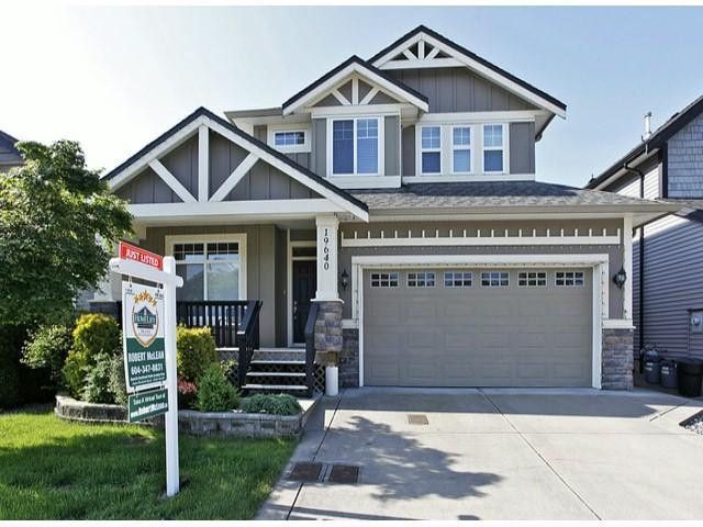 Main Photo: 19640 73B AV in Langley: Willoughby Heights House for sale : MLS®# F1413032