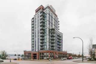 "Photo 1: 605 258 SIXTH Street in New Westminster: Uptown NW Condo for sale in ""258 Condos"" : MLS®# R2536814"