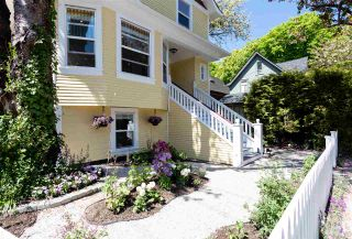 Photo 18: 2621 ST. GEORGE Street in Vancouver: Mount Pleasant VE House for sale (Vancouver East)  : MLS®# R2265292