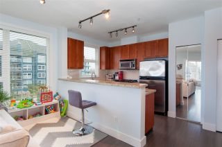 """Photo 5: 306 4600 WESTWATER Drive in Richmond: Steveston South Condo for sale in """"Copper Sky"""" : MLS®# R2330987"""