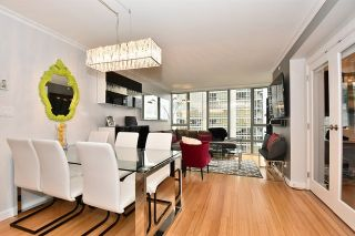 "Photo 4: 1307 950 CAMBIE Street in Vancouver: Yaletown Condo for sale in ""PACIFIC PLACE LANDMARK 1"" (Vancouver West)  : MLS®# R2028086"