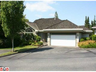 "Photo 1: 17 4001 OLD CLAYBURN Road in Abbotsford: Abbotsford East Townhouse for sale in ""CEDAR SPRINGS"" : MLS®# F1226045"