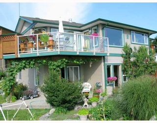 Photo 1: 1519 ISLANDVIEW Drive in Gibsons: Gibsons & Area House for sale (Sunshine Coast)  : MLS®# V782292
