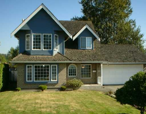Main Photo: 353 JOHNSTON Street in New Westminster: Queensborough House for sale : MLS®# V613460