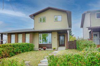 Main Photo: 66 Bermuda Drive NW in Calgary: Beddington Heights Semi Detached for sale : MLS®# A1152035