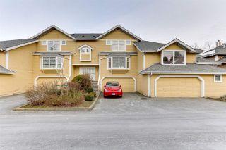 "Photo 1: 42 1140 FALCON Drive in Coquitlam: Eagle Ridge CQ Townhouse for sale in ""FALCON GATE"" : MLS®# R2539146"