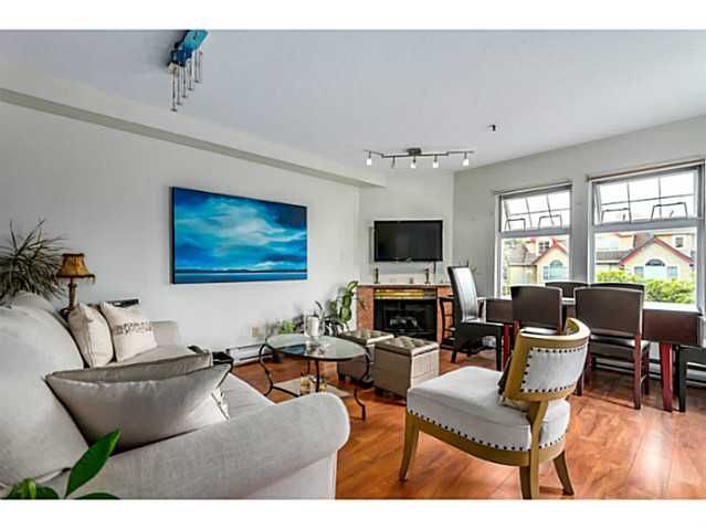 Main Photo: # 305 3199 WILLOW ST in Vancouver: Fairview VW Condo for sale (Vancouver West)  : MLS®# V1084535