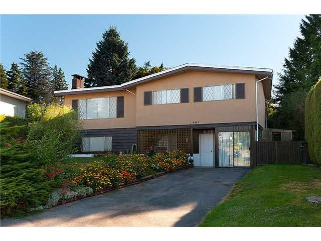 Main Photo: 6669 SUMAS Drive in Burnaby: Parkcrest House for sale (Burnaby North)  : MLS®# V932710