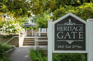 """Photo 23: 208 2960 E 29TH Avenue in Vancouver: Collingwood VE Condo for sale in """"HERITGAE GATE"""" (Vancouver East)  : MLS®# R2513613"""