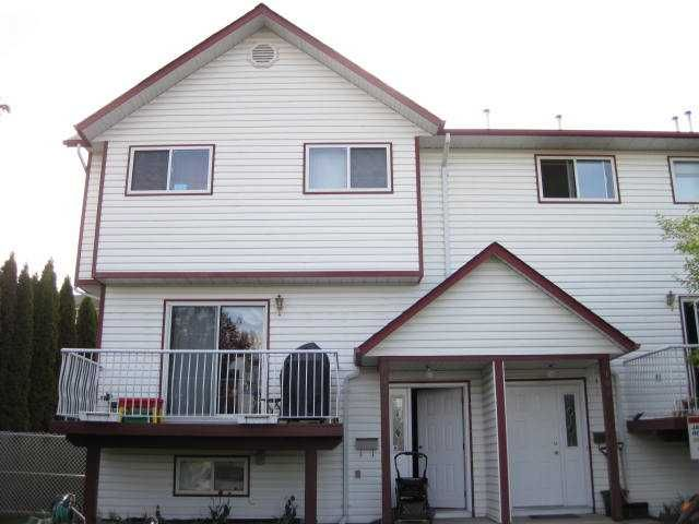 """Main Photo: 101 3307 WESTWOOD Drive in Prince George: Peden Hill Townhouse for sale in """"PEDEN HILL"""" (PG City West (Zone 71))  : MLS®# N219208"""