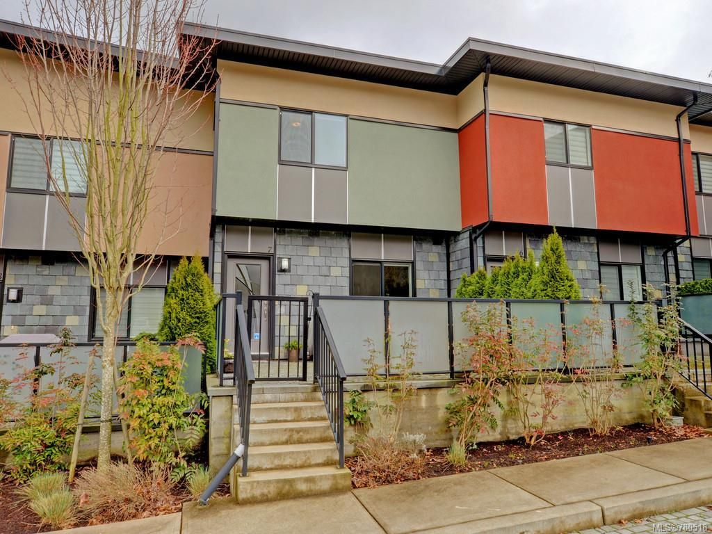 Main Photo: 7 2321 Island View Rd in Central Saanich: CS Island View Row/Townhouse for sale : MLS®# 780518