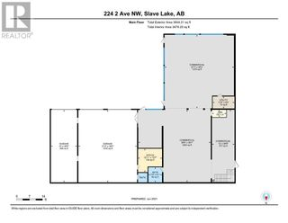 Photo 23: 224-228 2  Avenue NW in Slave Lake: Other for lease : MLS®# A1005437