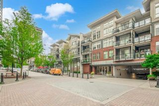 Photo 1: 321-101 Morrissey Road in Port Moody: Port Moody Centre Condo for sale : MLS®# R2585675