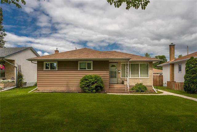 Main Photo: 9 Pearce Avenue in Winnipeg: Residential for sale (4G)  : MLS®# 1921807