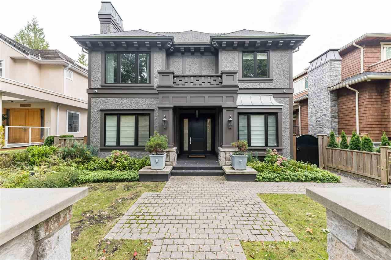 Main Photo: 6520 LABURNUM ST in VANCOUVER: Kerrisdale House for sale (Vancouver West)  : MLS®# R2509951