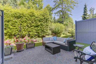 """Photo 27: 9 1651 PARKWAY Boulevard in Coquitlam: Westwood Plateau Townhouse for sale in """"VERDANT CREEK"""" : MLS®# R2478648"""