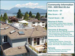 Photo 39: PH3 3220 W 4TH AVENUE in Vancouver: Kitsilano Condo for sale (Vancouver West)  : MLS®# R2595586
