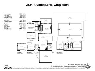 Photo 40: 2524 ARUNDEL Lane in Coquitlam: Coquitlam East House for sale : MLS®# R2617577