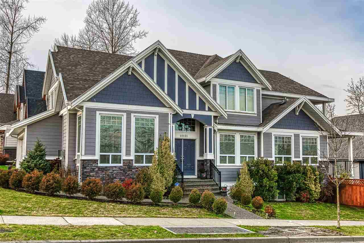 Main Photo: 10151 177A Street in Surrey: Fraser Heights House for sale (North Surrey)  : MLS®# R2427715