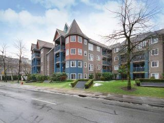 Photo 1: 210 1200 EASTWOOD Street in Coquitlam: North Coquitlam Condo for sale : MLS®# R2134281