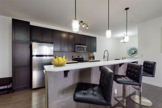 Photo 2: 307 6083 MAYNARD Way in Edmonton: Zone 14 Condo for sale : MLS®# E4226909