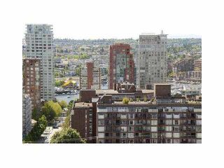 """Photo 3: 1208 1177 HORNBY Street in Vancouver: Downtown VW Condo for sale in """"LONDON PLACE"""" (Vancouver West)  : MLS®# V1107050"""