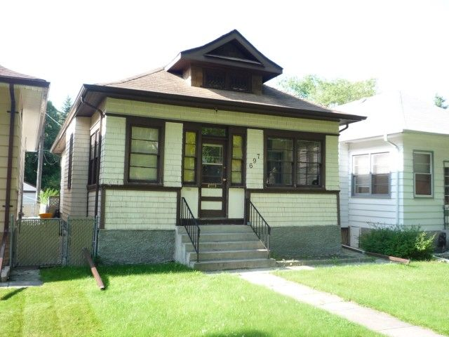 Main Photo: 697 BERESFORD Avenue in WINNIPEG: Manitoba Other Residential for sale : MLS®# 1015243