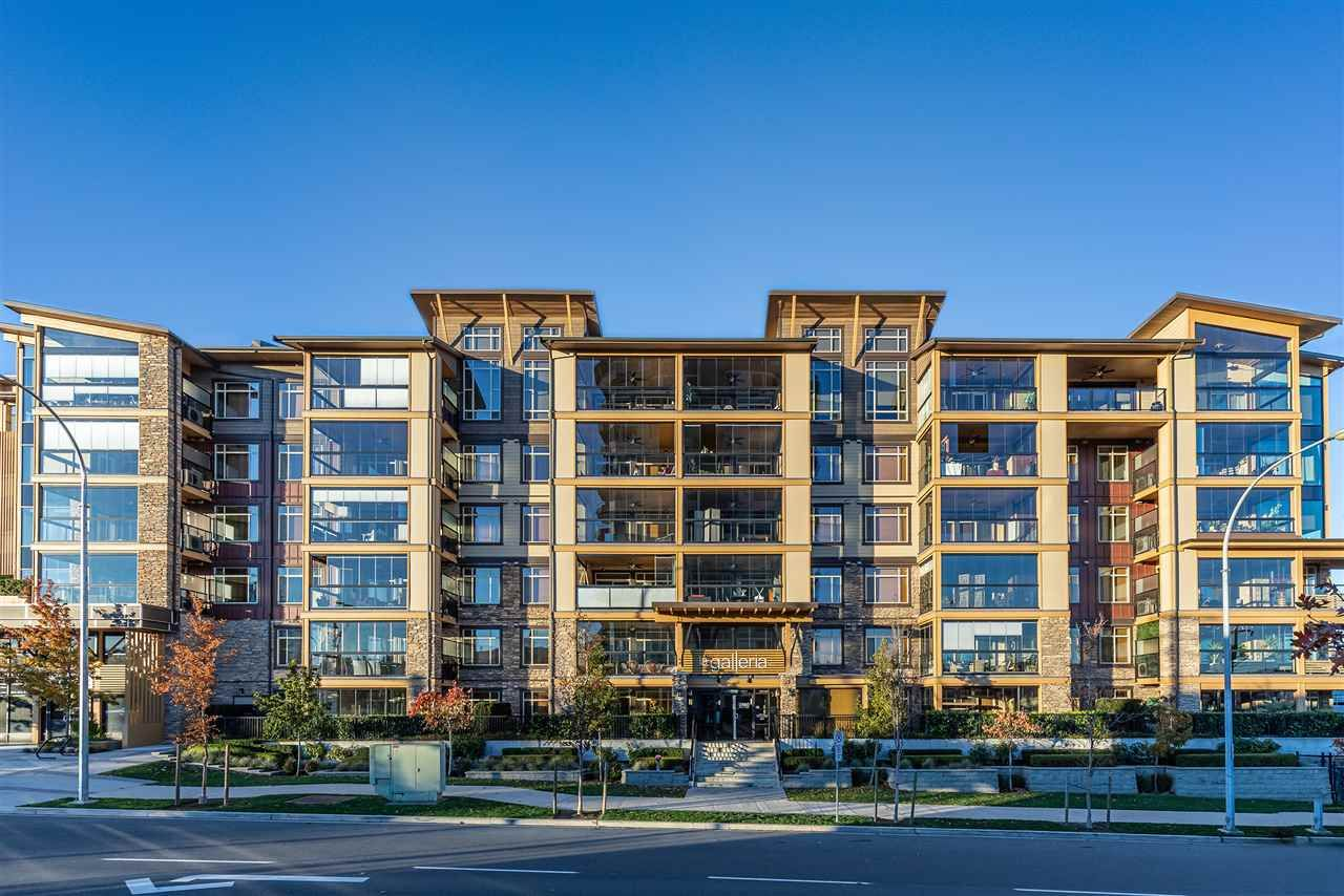 "Main Photo: 616 2860 TRETHEWEY Street in Abbotsford: Abbotsford West Condo for sale in ""LA GALLERIA"" : MLS®# R2516374"