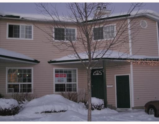 "Main Photo: 106 3233 MCGILL Crescent in Prince_George: Upper College Townhouse for sale in ""McGILL VILLAGE"" (PG City South (Zone 74))  : MLS®# N175237"