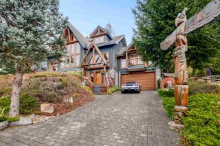 Photo 1: 2014 GLACIER HEIGHTS Place: Garibaldi Highlands House for sale (Squamish)  : MLS®# R2575379