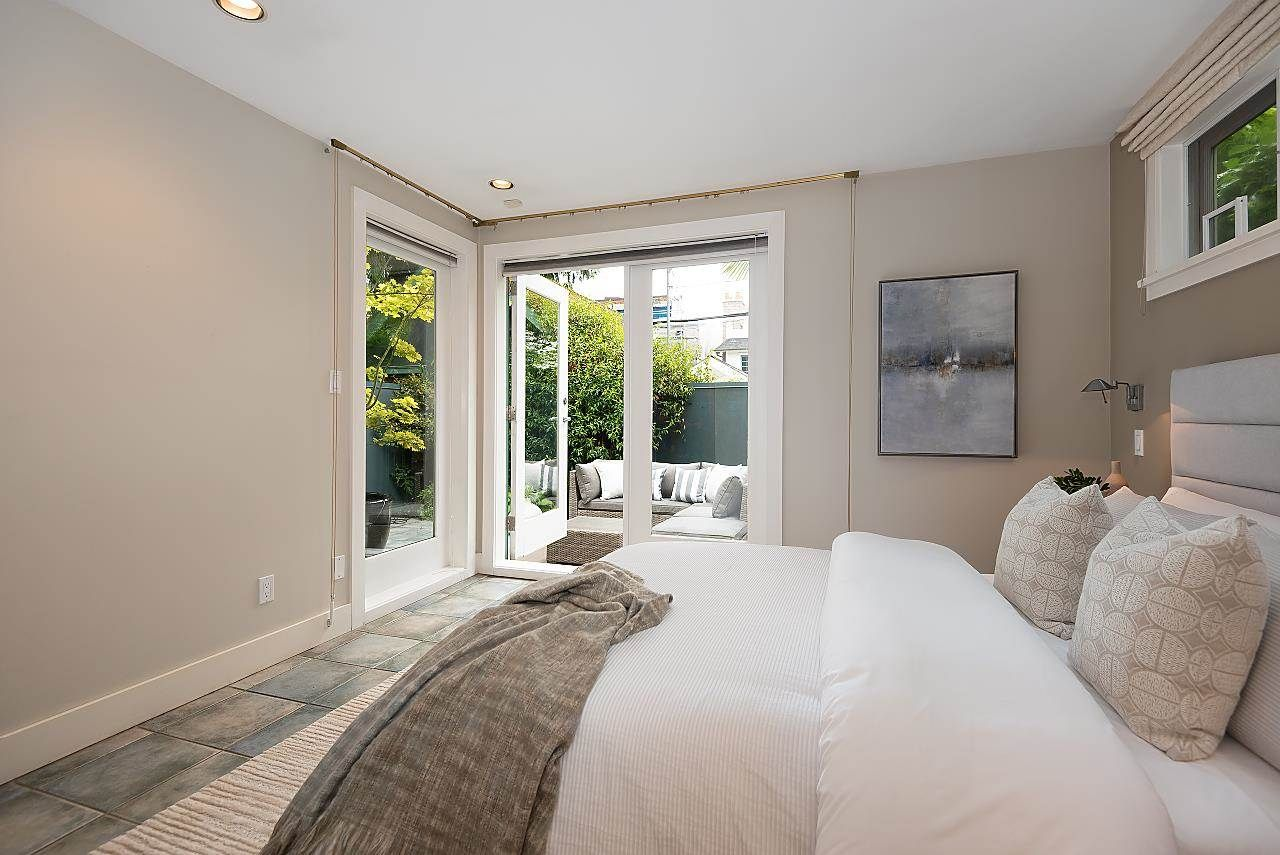 Photo 26: Photos: 1978 WHYTE Avenue in Vancouver: Kitsilano 1/2 Duplex for sale (Vancouver West)  : MLS®# R2586972