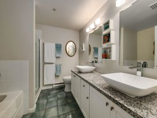 """Photo 18: 104 1990 E KENT AVENUE SOUTH in Vancouver: South Marine Condo for sale in """"Harbour House at Tugboat Landing"""" (Vancouver East)  : MLS®# R2607315"""