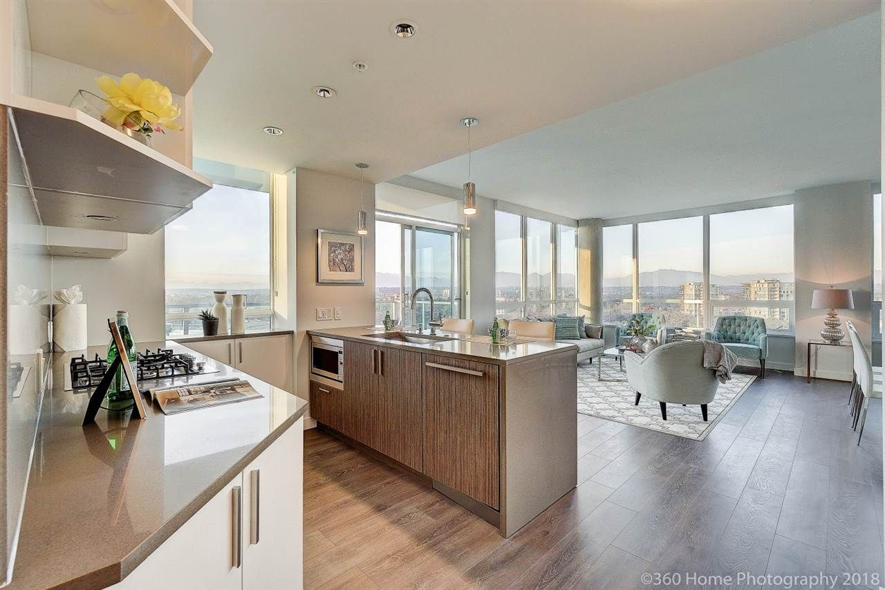 Main Photo: 1508 5599 COONEY Road in Richmond: Brighouse Condo for sale : MLS®# R2384703