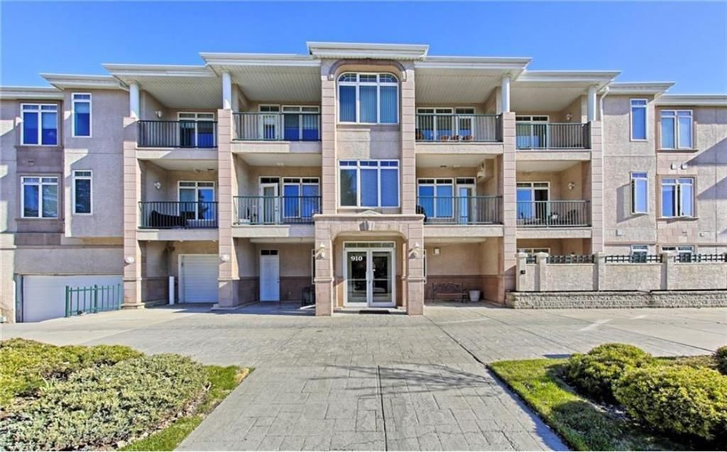 Main Photo: 108 910 70 Avenue SW in Calgary: Kelvin Grove Apartment for sale : MLS®# A1055276