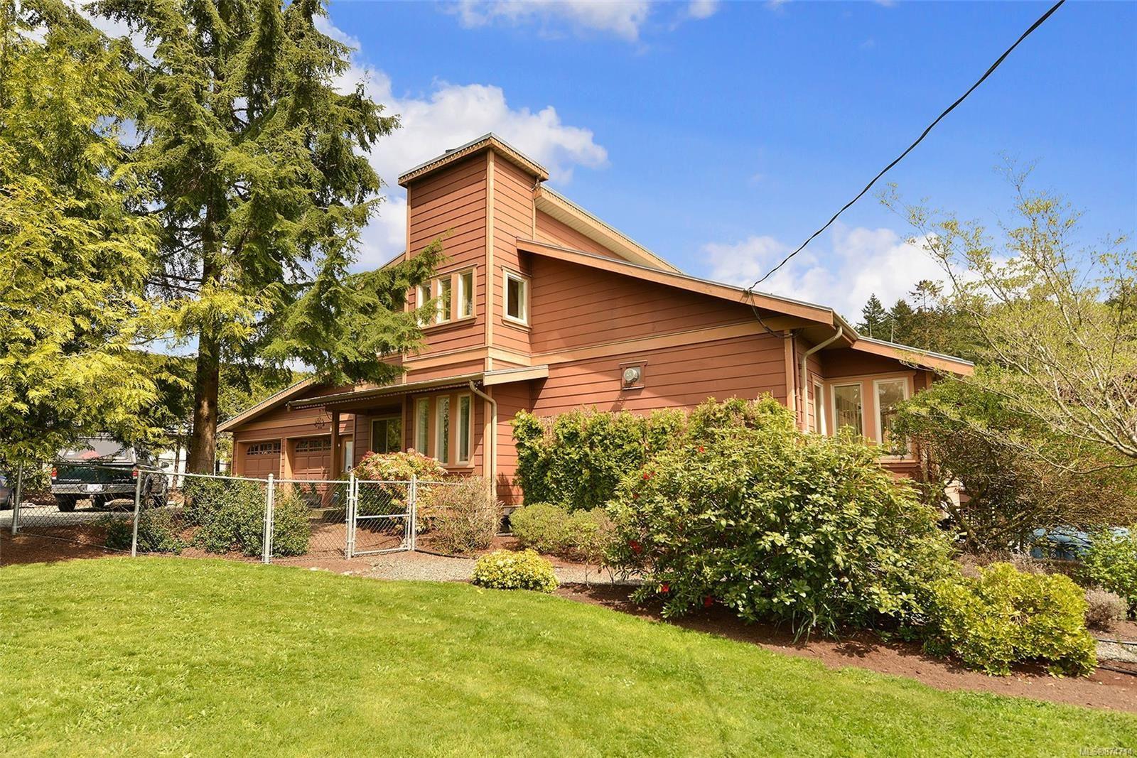 Main Photo: 5987 Oldfield Rd in : SW Elk Lake House for sale (Saanich West)  : MLS®# 874714