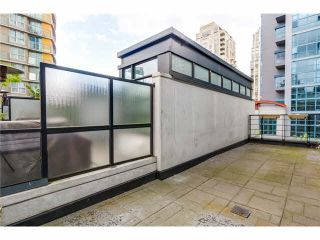 """Photo 12: 316 1255 SEYMOUR Street in Vancouver: Downtown VW Townhouse for sale in """"ELAN"""" (Vancouver West)  : MLS®# V1087221"""