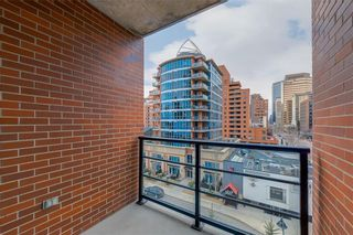 Photo 23: 505 110 7 Street SW in Calgary: Eau Claire Apartment for sale : MLS®# C4239151