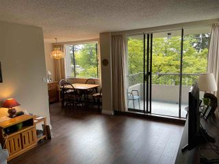 """Photo 3: 402 740 HAMILTON Street in New Westminster: Uptown NW Condo for sale in """"THE STATESMAN"""" : MLS®# R2579936"""
