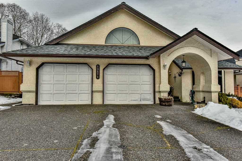 """Main Photo: 13571 60A Avenue in Surrey: Panorama Ridge House for sale in """"PANORAMA"""" : MLS®# R2130983"""