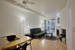 """Photo 8: 110 5605 HAMPTON Place in Vancouver: University VW Condo for sale in """"PEMBERLY"""" (Vancouver West)  : MLS®# R2018785"""