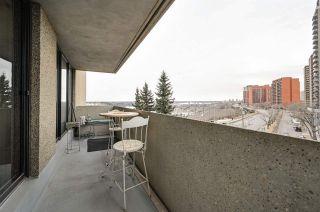 Photo 21: 505 8340 JASPER Avenue in Edmonton: Zone 09 Condo for sale : MLS®# E4225965