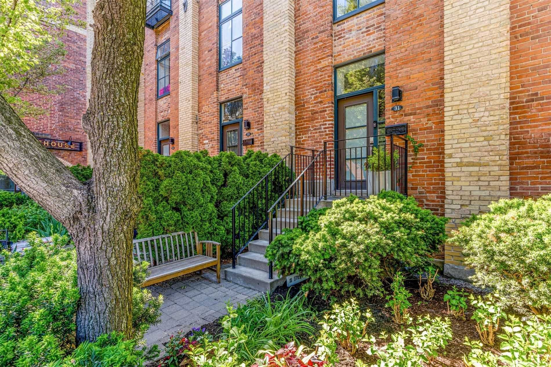 Main Photo: 31 Old Brewery Lane in Toronto: Moss Park Condo for sale (Toronto C08)  : MLS®# C5248286