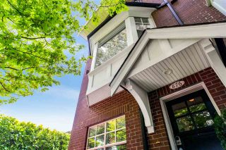 """Photo 5: 876 W 15TH Avenue in Vancouver: Fairview VW Townhouse for sale in """"Redbricks I"""" (Vancouver West)  : MLS®# R2506107"""